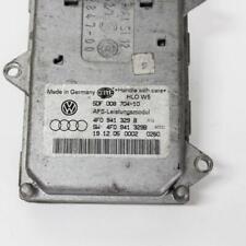 Orig Audi a6 4 F c6 Dispositif de commande courbes Lumière 4f0941329b Puissance Module Xenon//Re