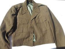 US Army M-50 Ike Jacket Size 40 Reg Date Dec 1952
