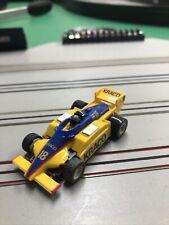 Tyco  440x2 Kraco F-1 Indy Car #18 Yellow/Blue