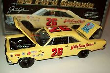 Junior Johnson 1965 Holly Farms Poultry #26 Ford Galaxie 1/24 NASCAR Legends New