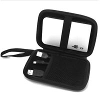 2.5inch external hard disk drive case carry pouch for seagate western digital bn