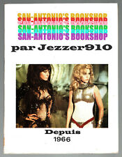 SAN-ANTONIO n°5 du sirop pour les guepes 20/11/1979 F2
