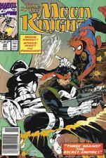 Moon Knight Marc Spector Spider-Man Volume 1 #20 Marvel Comics November 1990 NM