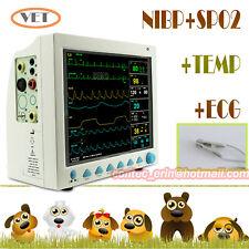 "Monitor paziente veterinario ICU Vital Signs Animal 6 parametri, 12,1""LCD CONTEC"