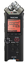 TASCAM DR22WL Portable Handheld Recorder With WiFi & 4gb MicroSD Card Included
