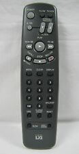 LXI L001 Orignal VCR Remote Control - Guaranteed And Free Shipping