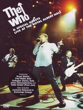 THE WHO - LIVE AT THE ROYAL ALBERT HALL with Adams Gallagher Jones & Vedder NEW!