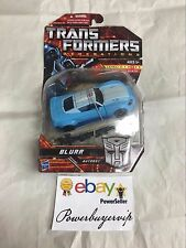 NEW Transformers Generations Series Deluxe Class 6 Inch Figure BLURR 2 DAY GET