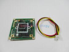 Analog CCD module Sony chip SONY3142+633 HD camera module surveillance camera.