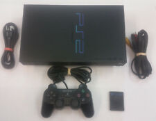 Sony PlayStation 2 PS2 Black Complete Console - Original Sony Controller