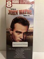 The Best of John Wayne Collection DVD 2 -disc Set McLintock,Texas Terror & More
