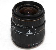 Quantaray Multi Coated SLR Camera Lens / Nikon AF 28-90mm Normal-Macro 1:3.5-5.6