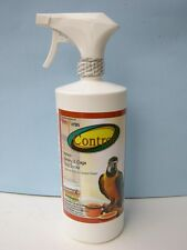 Mango's Control Natural Aviary and Cage Bug Spray