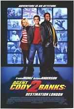 Agent Cody banks 2 Single Sided Orig Movie Poster