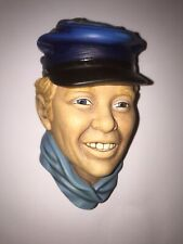 """Bossons Vintage """"Drummer Boy� Head; Rare And In Great Shape!"""