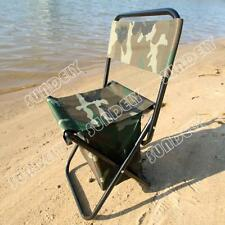 Camouflage Colour Fishing stool chair stool folding stool Seat belt package