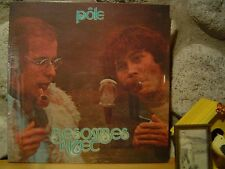BESOMBES-RIZET Pole LP/1975 France/Synth Space Psych/Kosmiche Musik/Mellotron
