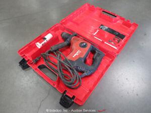 Hilti TE 7-C Electric Rotary Chipping Hammer Drill SDS-Plus 120V bidadoo
