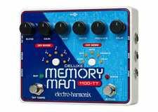 Electro-Harmonix Deluxe Memory Man 1100-TT Delay - Used FREE 2 DAY SHIP