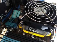 4-pin CPU FAN COOLER HEAT SINK AMD socket FM2 FM2+ AM2 AM3 AM3+ mount bracket