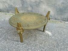 Porta Vaso Scultura Fregio Bronzo Ferro dorato Liberty