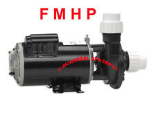 Aqua-Flo FMHP Flo-Master OEM spa PUMP 3/4 HP 115V 2-speed motor side discharge