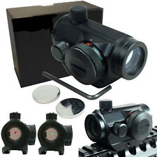 Hunting Micro / optical Red Dot Sight Scope for Rifle/Airsoft outdoor Sporting