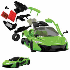 AIRFIX Quickbuild McLaren P1 Green J6021 Car Model Kit