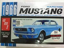 "AMT 1966 Ford Mustang 1/25 Scale Model Kit AMTSCMO18/12 ""RARE DISCONTINUED"""