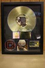 RIAA Gold Sales Award (brian mcknight u turn)