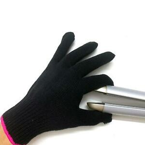 Professional Heat Resistant Glove Hair Wand Styling Tools Curling Iron Blocking