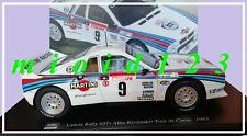 WRC 1/24 - LANCIA RALLY 037 - Alen Kivimaki - 27° Tour de Corse - 1983