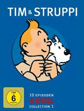 Tim & Struppi Collection 1 (4 DVDs)