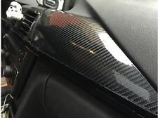 "197""x60"" 5D Carbon Fiber Vinyl Shinny Gloss Decal Wrap Sticker Ultra Glossy"