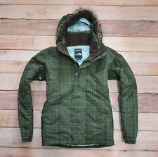 THE NORTH FACE HyVent Womens Rain Winter Jacket Waterproof Parka Size Medium