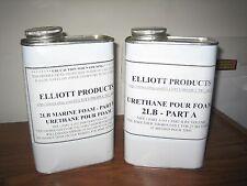 Liquid Urethane Foam, 4 pound Density, 4 lb Kit  (1.7 qts)
