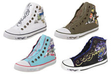 Ed HardyKid's Unisex Authentic HR Atlanta Fashion Sneaker Shoes