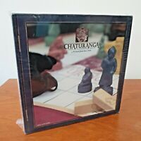 BNIB NEW RARE - Front Porch Classic - CHATURANGA - Classic Game From India