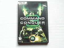 PC COMMAND AND CONQUER 3 TIBERIUM WARS Win XP/VISTA 32 Bit DVD Real-Time Strateg