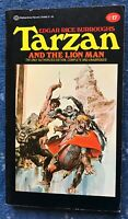 Tarzan and the Lion Man, #17, Edgar Rice Burroughs, Ballantine, 1981, Neal Adams