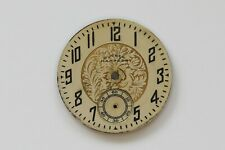 16S Hampden Pocket Watch Metal Dial 1001