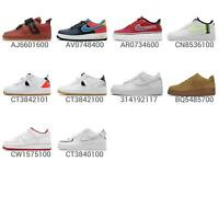 Nike Air Force 1 GS Womens Kids Casual Lifestyle Shoes AF1 Sneakers Pick 1