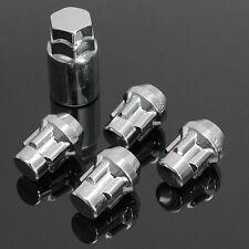 Locking Wheel Nuts Mazda 2 3 5 6 323 626 mx3 mx5 mx6