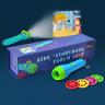 Flashlight Projector Lamp Toys Kid Tales Light-up Toy Educational Sleeping Story