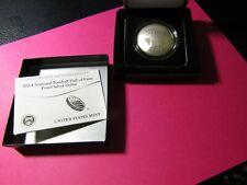2019-P $1 Apollo 11 50th Anniversary Commemorative Silver Dollar #12 OGP & COA