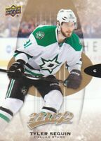 2016-17 Upper Deck MVP Hockey #233 Tyler Seguin SP Dallas Stars