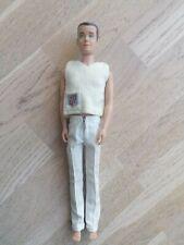 Vintage Ken, Barbie, brunette, painted hair, 60er
