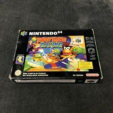 Nintendo 64 Diddy Kong Racing FAH Excellent état