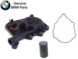 For BMW 530i 540i 840Ci 740iL 740i Rear Intake Manifold Cover w/ Cap & Gasket