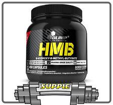 Olimp HMB 625mg 450 Caps Anticatabolic Formula Strenght Muscles